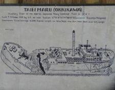 Okikawa Maru Wreck