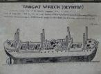 Olympia Maru Wreck