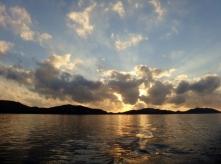 Tara Island Sunrise