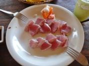 The Freshest Tuna Tataki