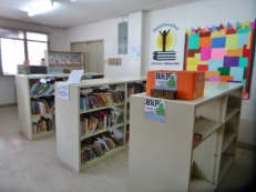 BKP Library in Olongapo