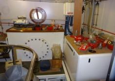 DD55 Engine Room