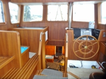DD55 Pilothouse