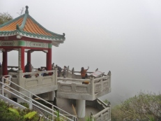 Viewpoint at Victoria Peak