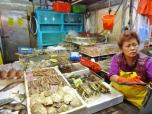 Wan Chai Fish Market