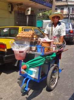 Bangkok Food Cart