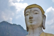 Buddha at Mount Zwegabin