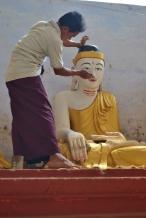 Buddha Makeover