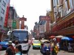 Bustling Chinatown
