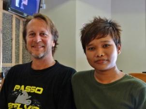 Chris & Kaung