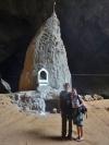 Chris & Sandra in Saddar Cave