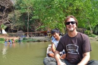 Dugout Canoe Ride