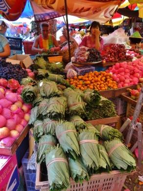 Hpa An Market, Betel Leaf