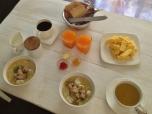 Littlest Guesthouse Breakfast