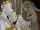 Ya-The-Byan Cave Buddhas