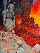 Diarama of Hell