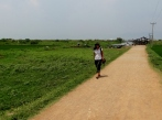 Going for a Walk (Inle Lake)