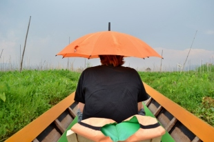 It's Raining (Inle Lake)