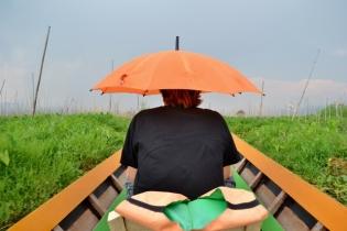 It's Raining (Inle Lake)