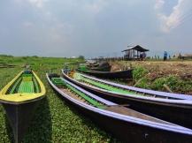Longboats (Inle Lake)