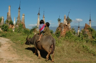 Mode of Transport (Inle Lake, 2005)