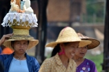 New Year's Offerings (Inle Lake)