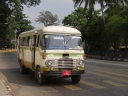 Old Yangon Bus