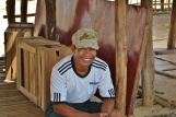 Our Boat Driver (Inle Lake)