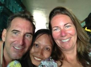 Paul, Cherry & Sandra