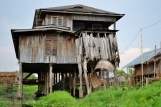 Stilt House (Inle Lake)