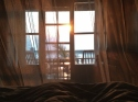 Sunrise from Bed (Inle Lake)
