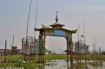 Village Gate (Inle Lake)