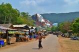World's Largest Reclining Buddha