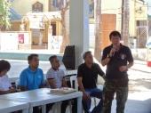Jerome Bacay Sta Rita Barangay Kapitan