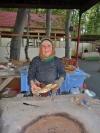 Making Tandiri Bread