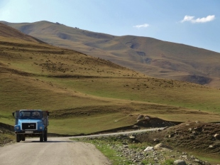 The Road to Xinaliq