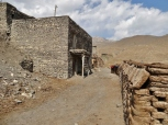 Xinaliq Architecture 6 (and dung bricks)