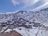 Xinaliq in March