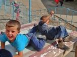 Xinaliq Kids at Play