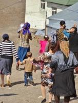 Xinaliq Women Going to Wedding