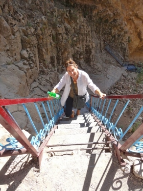 At Asabu Kahf Caves