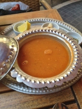 Balgabag Shorbasi (Pumpkin Soup)
