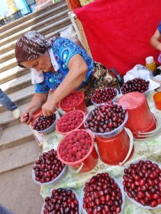 Berry Vendor