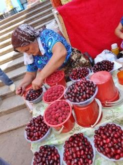 Berry Vendor