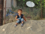 Boy in Naxcivan