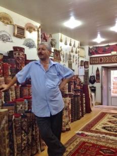 Carpet Vendor