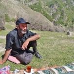 Farmer near Lahic