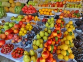 Fresh Fruit in Season