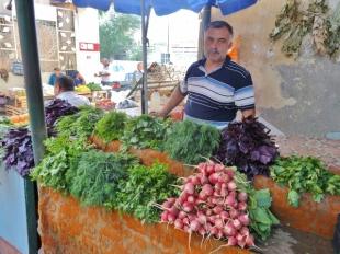 Herb Vendor