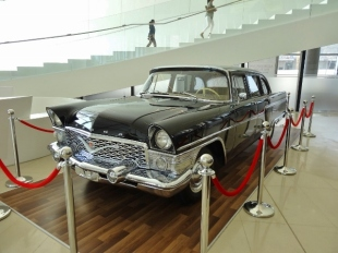 Heydar's KGB Staff Car